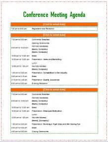 Meeting Agenda Template - Microsoft Word Templates
