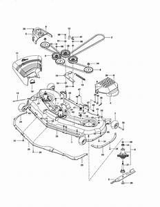 31 Craftsman Mower Deck Belt Diagram