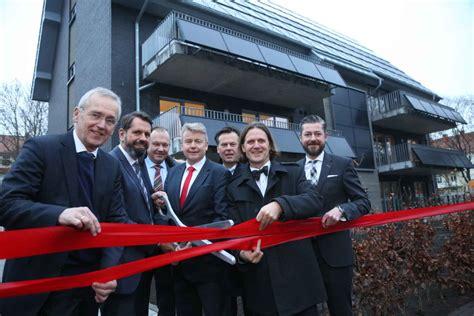 Erstes Energieautarkes Mehrfamilienhaus In Niedersachsen by Erstes Energieautarkes Mehrfamilienhaus Niedersachsens Mit