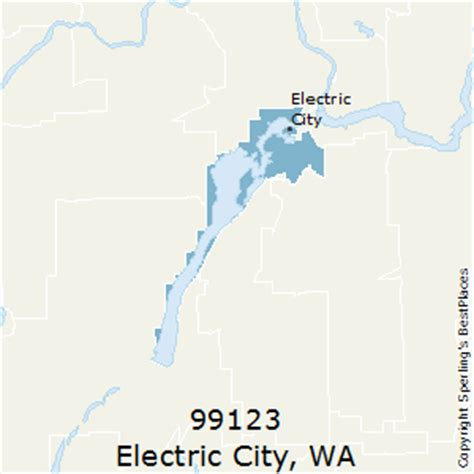 Best Places To Live In Electric City (zip 99123), Washington