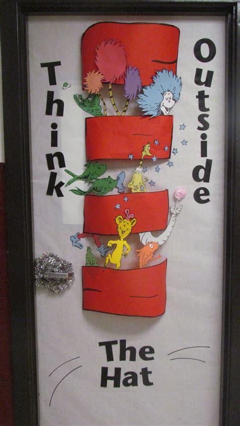 Dr. Seuss' Classroom Door Birthday Ideas