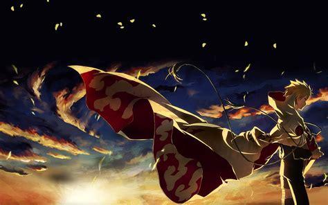 naruto shippuuden uzumaki naruto hokage anime