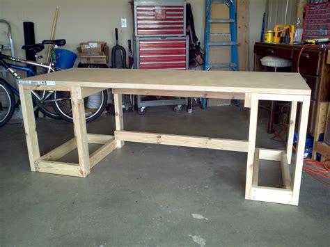 how to build a desk building a desk jeff johnson