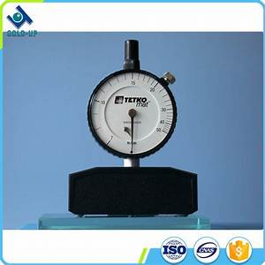 High Quality Swiss Made Manual Fabric Tension Meter  Screen
