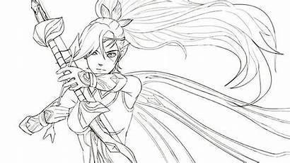 Miya Alucard Legends Mobile Couple Mobil Drawings