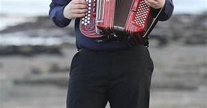 Schoolboy accordion player set for the big time - Daily Record
