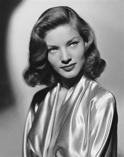 Photos Of Lauren Bacall, The Sultry Star Of The Hollywood