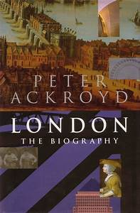 Publisher Photo Book Huc Gabet London The Biography By Peter Ackroyd