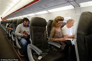 airlines charge    window  aisle seat daily