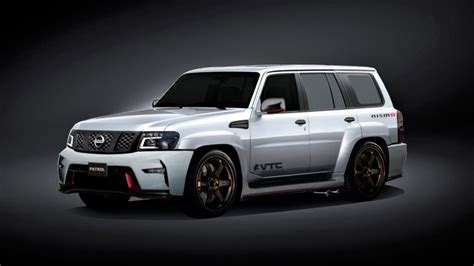 nissan patrol redesign features engine release