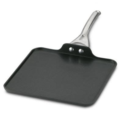 Calphalon Kitchen Essentials Nonstick Square Griddle by Buy Cuisinart 174 Dishwasher Safe Anodized Induction 11 Inch