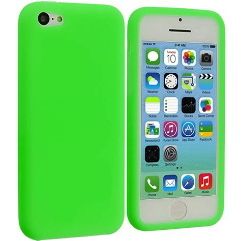 ebay iphone 5c cases for apple iphone 5c color silicone rubber soft gel skin