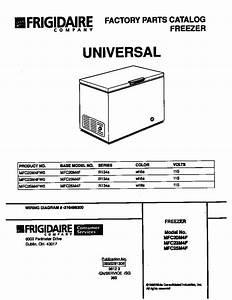 Universal  Multiflex  Frigidaire  Universal Freezer