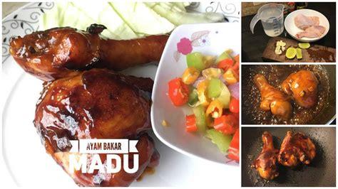 Kalau ayam bakar kelihatannya susah y. 🍗🍗 Resep Ayam Bakar Madu Teflon 🍗🍗 - Modern.id