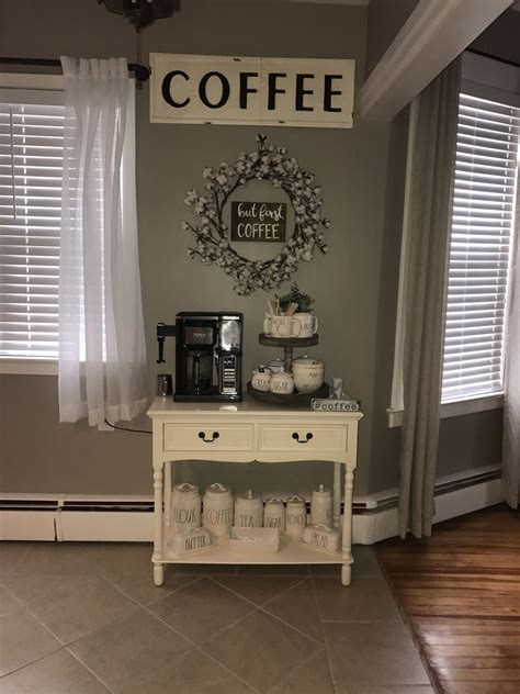 brilliant coffee station ideas  creating