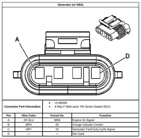 01 Gm 3 Wire Alternator Wiring Diagram by Truck Alternator Wire To Ls1 Alternator Wire Ls1tech
