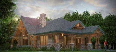 split rock place timber frame design