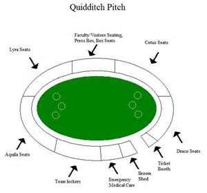 Harry Potter Quidditch Pitch