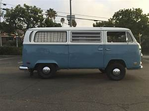 Volkswagen Bus  Vanagon 1971 Nigara Blue And White For Sale