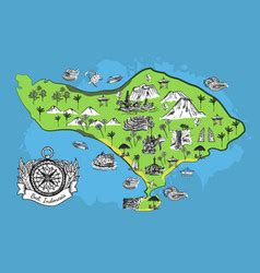 bali vector images