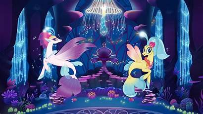 Pony Mermaids Seaponies Mermaid Novo Queen Princess