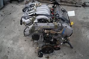 Nissan Maxima Engine A33 3 0 Vq30 V6 Dohc 157kw 12  99