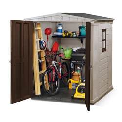 keter keter factor shed 6x6 keter from garden store