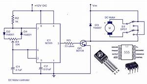 Electrical And Electronics Engineering  Dc Motor Control
