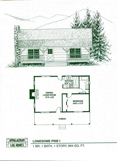 one cabin plans log cabin floor plans on appalachian log homes floor plans