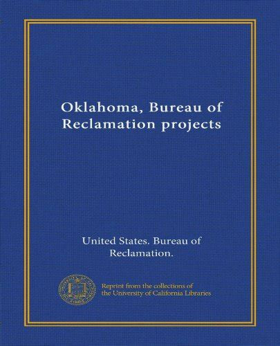 us bureau of reclamation biography of author united states bureau of reclamation