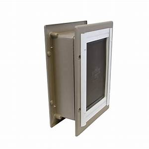 Customer care product support petsafe door wall for Automatic dog doors for walls
