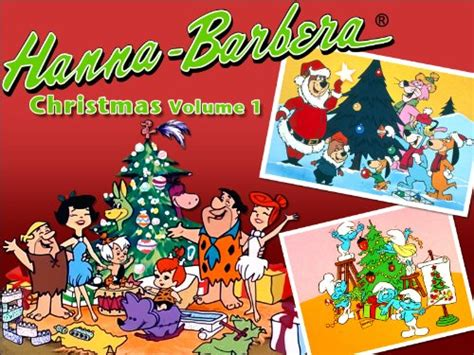Hanna Barbera Christmas Volume 1