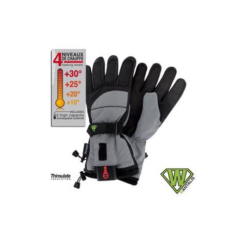 gants cuisine anti chaleur gants de ski chauffants ecrins wantalis