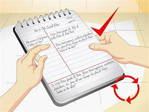 How to Take Cornell Notes (with Pictures) - wikiHow