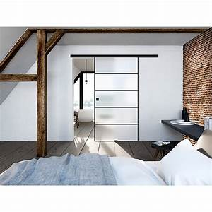Schiebetür Glas Bauhaus : diamond doors schiebet rsystem lines black edition von ~ Watch28wear.com Haus und Dekorationen