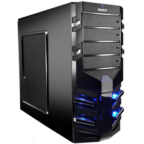 Gigabyte Sumo Alpha Mid Tower Pc Cabinet  Gaming Central
