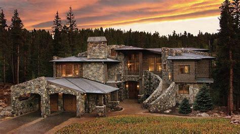 aspen colorado mountain home colorado mountain home luxury luxury log homes plans treesranchcom