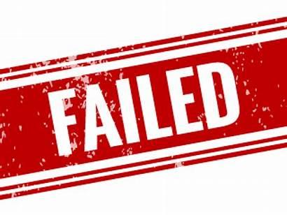 Transparent Fail Stamp Failure Clip Vote Clipart