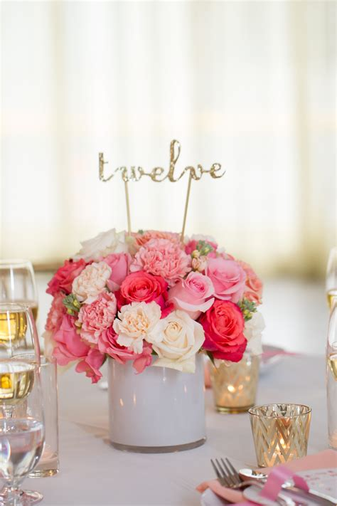 party pop centerpiece  bloominouscom diy flowers