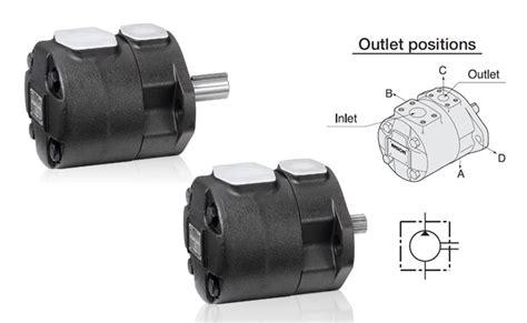 ivp single vane pump intra vane pump series anson