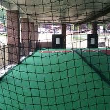 deck batting cages riverdale indoor outdoor batting cages on deck sports