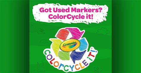 color cycle fact check does crayola recycle markers for free