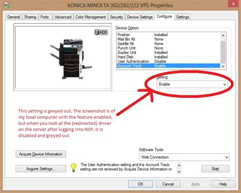 Download the latest drivers and utilities for your device. Driver Download For Bizhub C360 : Konica Minolta C450 ...