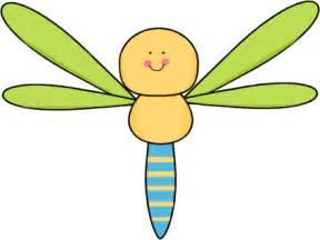 Cute Dragonfly Clip Art