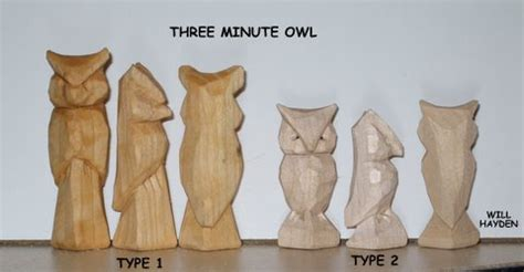 wonderful diy wood carving owl