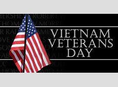 Vietnam War Veterans Day CapeStyle Magazine Online