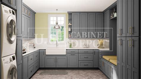 Cabinet Depot by Shaker Grey Us Cabinet Depot