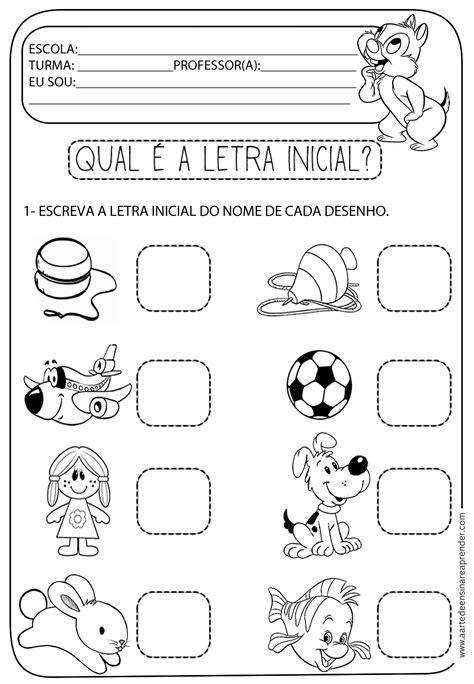 atividade pronta letra inicial alfabeto a arte de atividade pronta letra inicial youtube worksheets and pre school