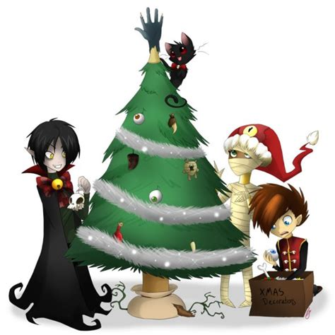 holidays merged wicked cool christmas designs