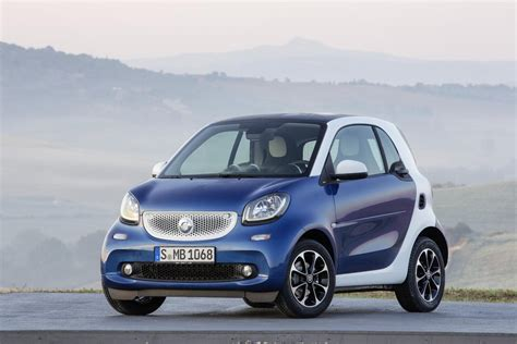 2018 Smart Fortwo Forfour Specifications Officially